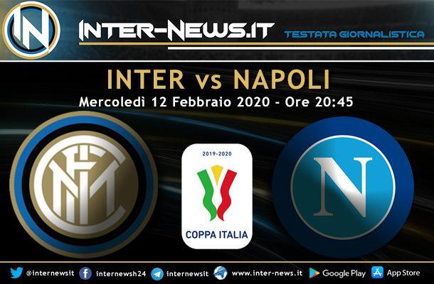 Inter-Napoli Coppa Italia