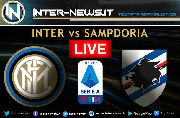 Inter-Sampdoria-Live
