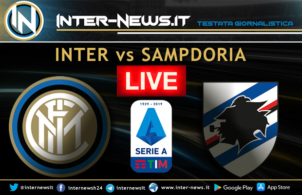 Inter-Sampdoria-Live