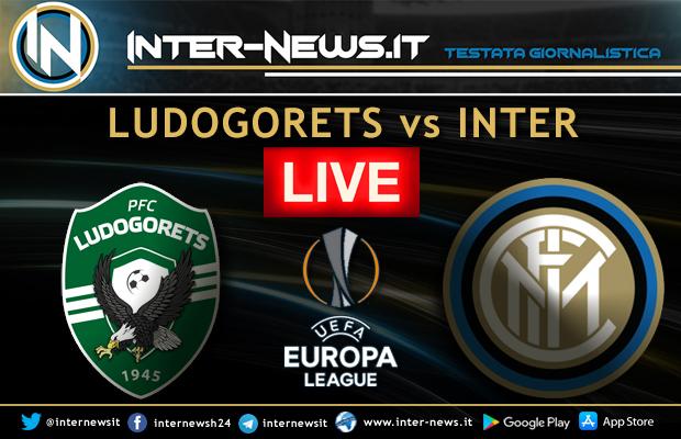 Ludogorets-Inter-Live