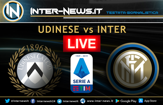 Udinese-Inter-Live