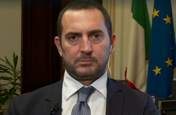 Vincenzo Spadafora Coronavirus