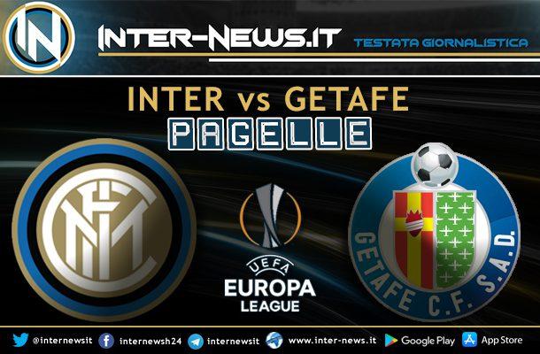 Inter-Getafe-Pagelle