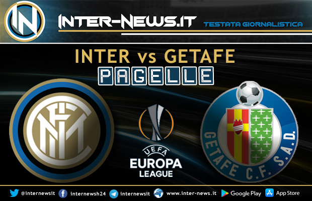 Inter-Getafe-Pagelle