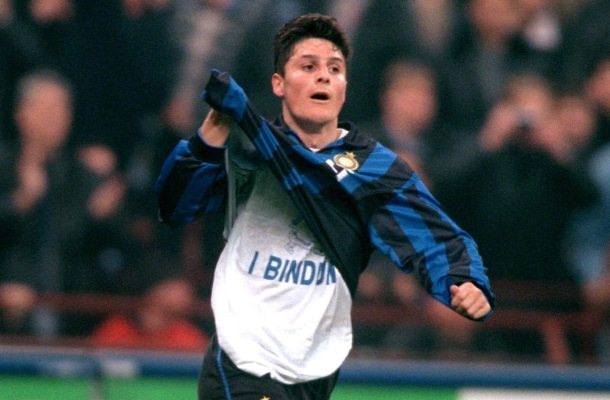 Javier Zanetti Inter-Milan