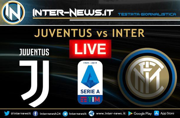 Juventus-Inter-Live