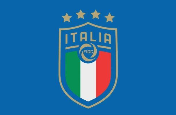 FIGC Federazione Italiana Gioco Calcio logo Italia