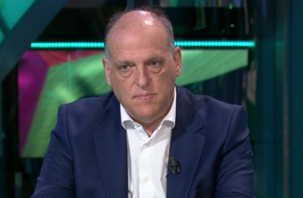 Javier Tebas presidente Liga
