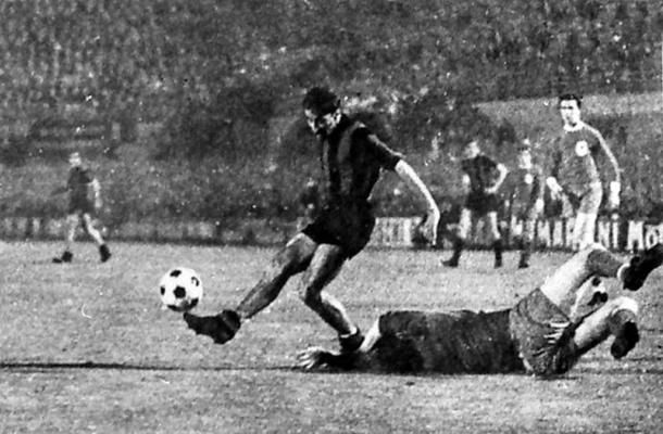 Joaquin Peiró Inter-Liverpool