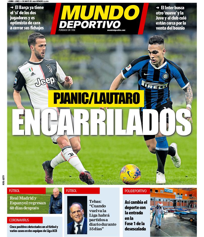 Mundo Deportivo 11 maggio