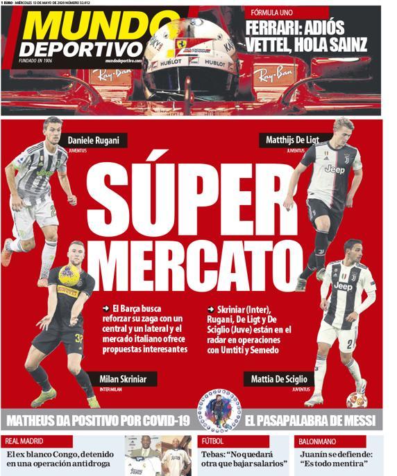 Mundo Deportivo 13 maggio