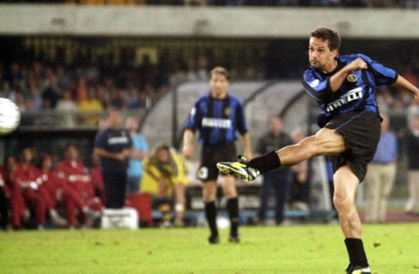Roberto Baggio Parma-Inter