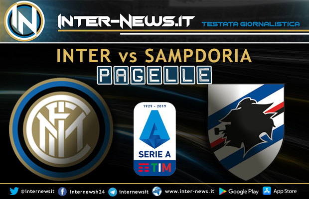 Inter-Sampdoria-Pagelle