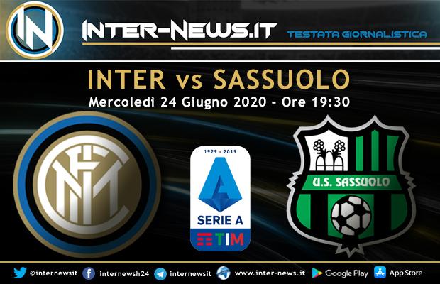 Inter-Sassuolo