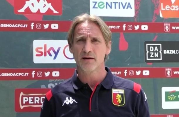 Davide Nicola Genoa