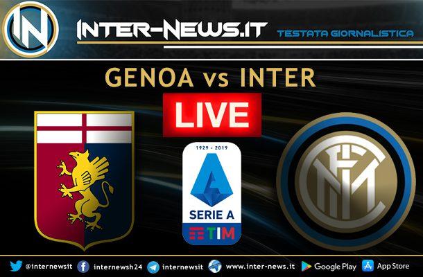 Genoa-Inter-Live