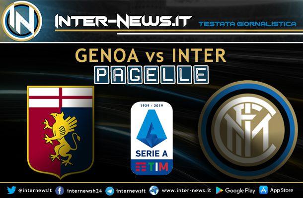 Genoa-Inter-Pagelle