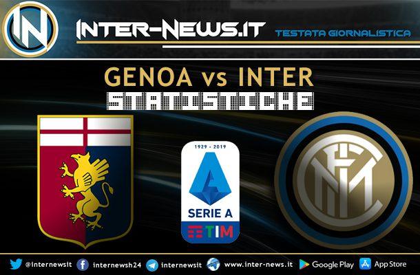 Genoa-Inter-Statistiche