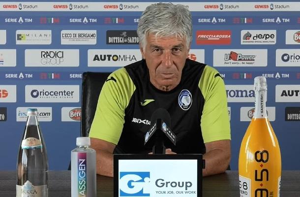 Gian Piero Gasperini Atalanta-Torino
