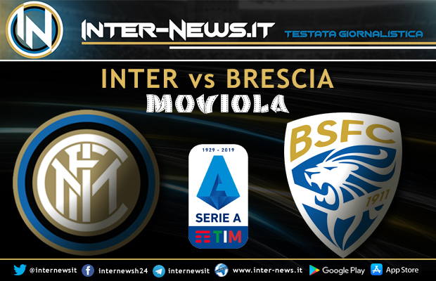 Inter-Brescia-Moviola