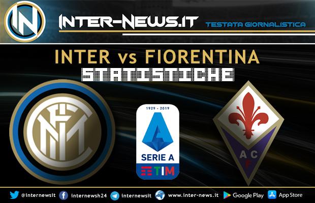 Inter-Fiorentina-Statistiche