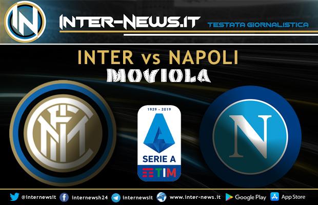 Inter-Napoli-Moviola