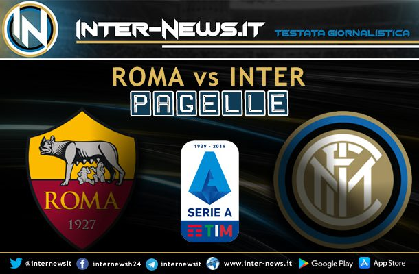 Roma-Inter-Pagelle