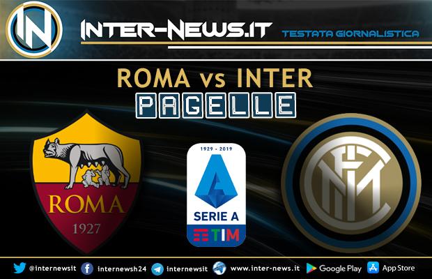 Roma-Inter-Pagelle