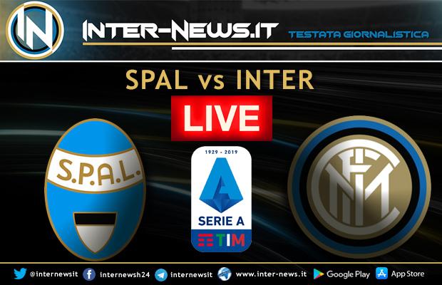 Spal-Inter-Live