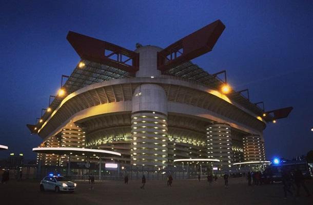 Stadio Giuseppe Meazza San Siro Inter-Lazio
