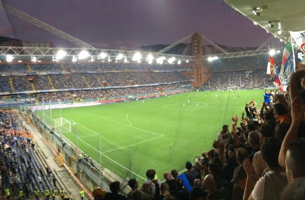 Stadio Luigi Ferraris Genova