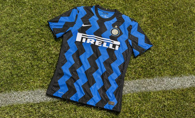 Maglia Inter 2020/21. Immagine da Inter.it