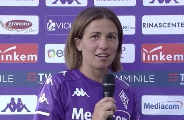 Daniela Sabatino Fiorentina