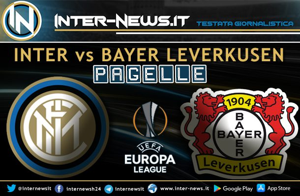 Inter-Bayer-Leverkusen-Pagelle