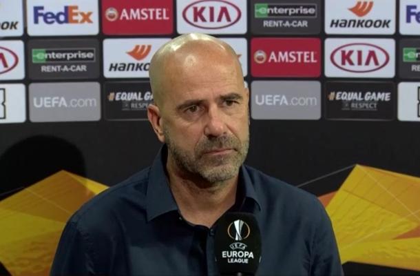 Peter Bosz Bayer Leverkusen