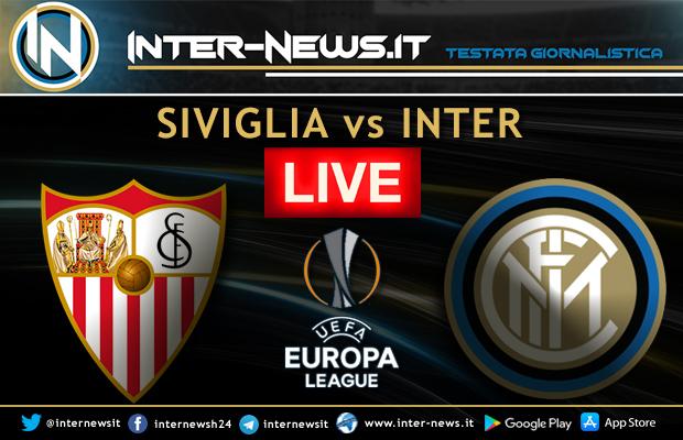Siviglia-Inter-Live