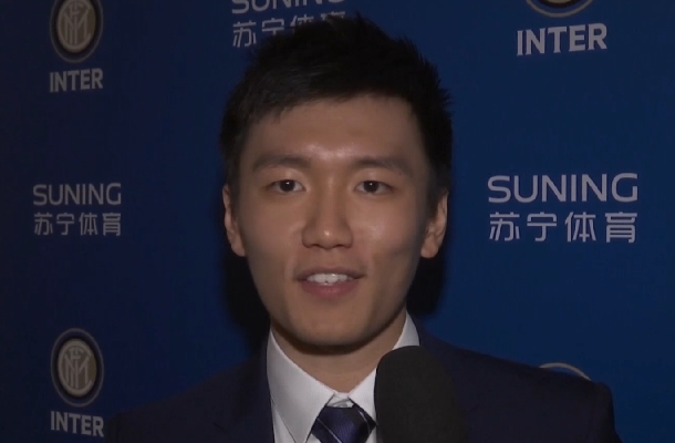 Steven Zhang presidente Inter