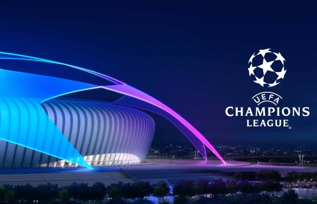 Logo UEFA Champions League - Stadium