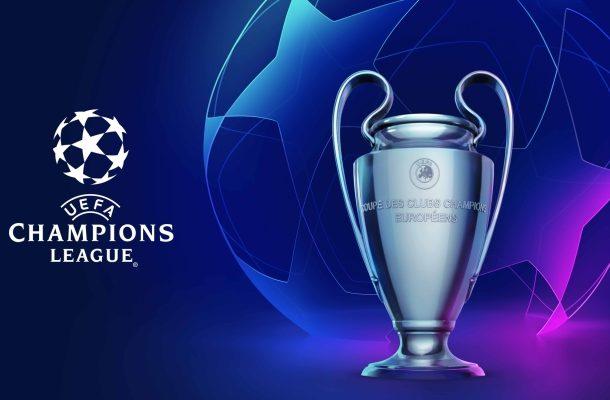UEFA Champions League logo trofeo
