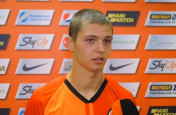 Valeriy Bondar Shakhtar Donetsk