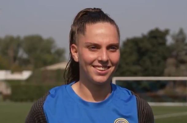 Alice Regazzoli Inter Women