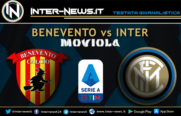 Benevento-Inter moviola