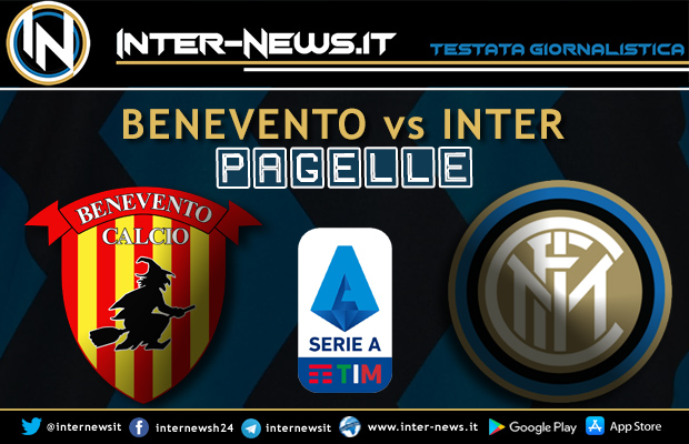 Benevento-Inter-Pagelle