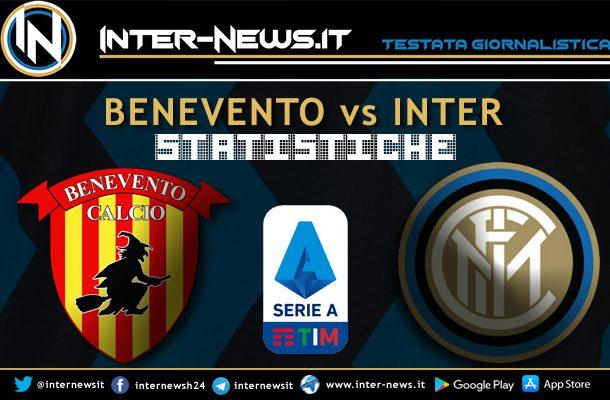 Benevento-Inter-Statistiche