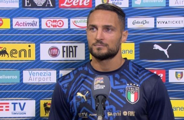 Danilo D'Ambrosio Italia
