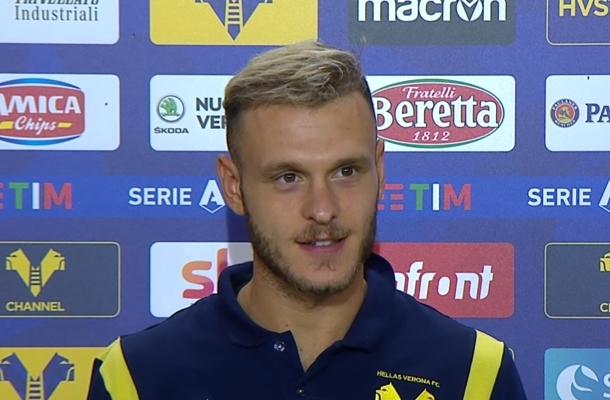 Federico Dimarco Verona