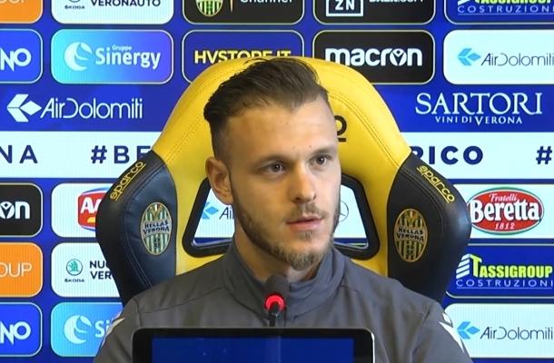 Federico Dimarco Torino-Verona