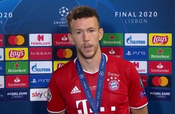 Ivan Perisic Bayern Monaco