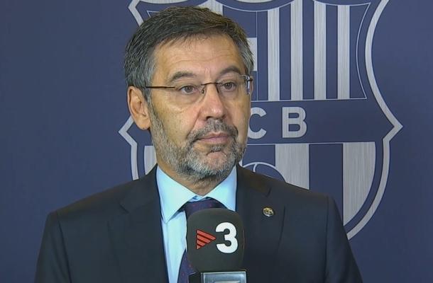 Josep Maria Bartomeu Barcellona