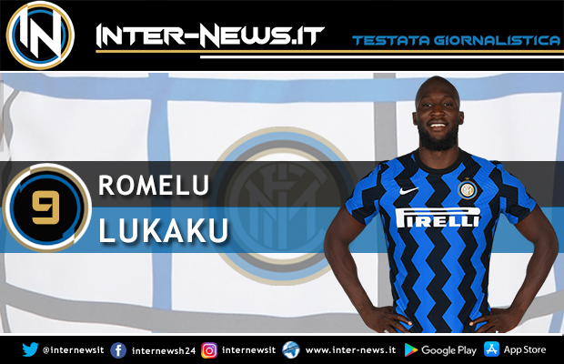 Romelu Lukaku Borussia-Inter